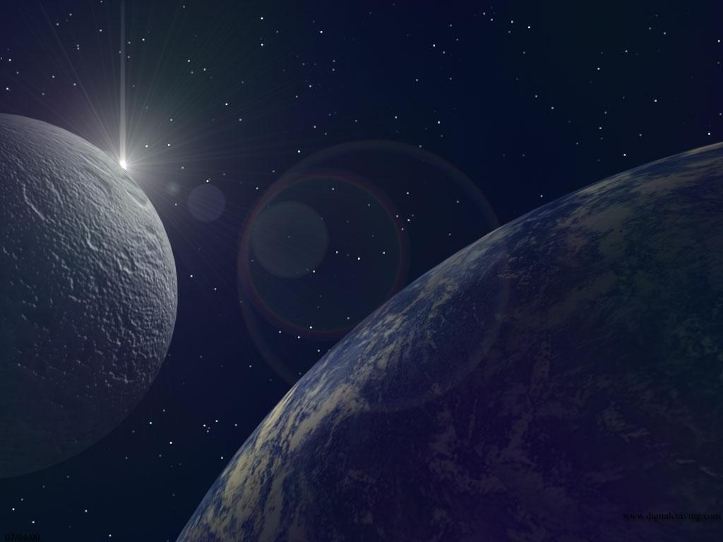 Космос 3d космические просторы