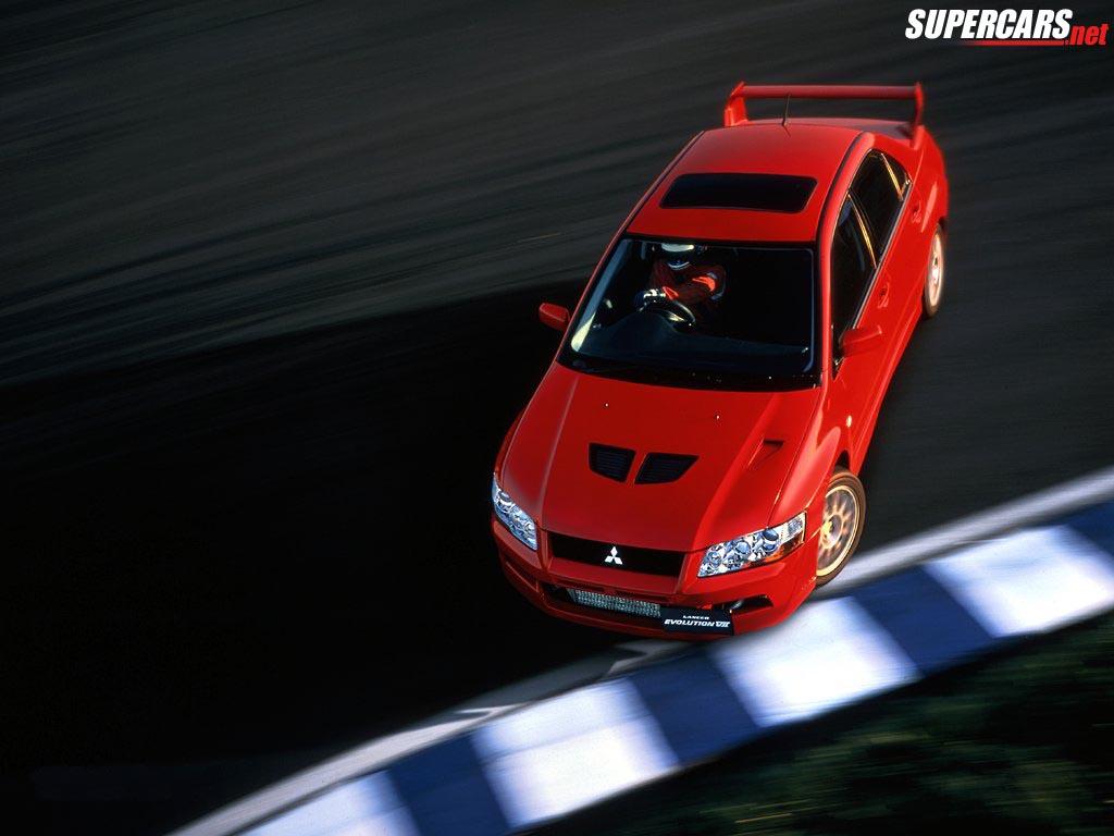 Mitsubishi lancer evolution vii mitsubishi автомобили