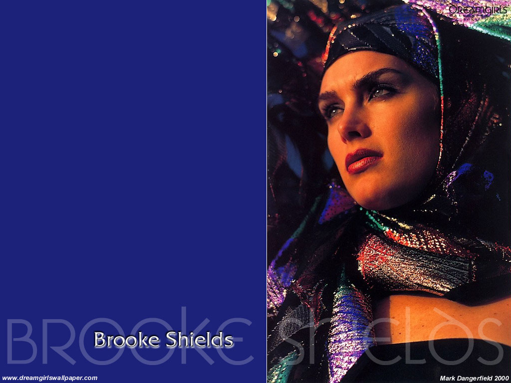 Обои brooke shields брук шилдс источник
