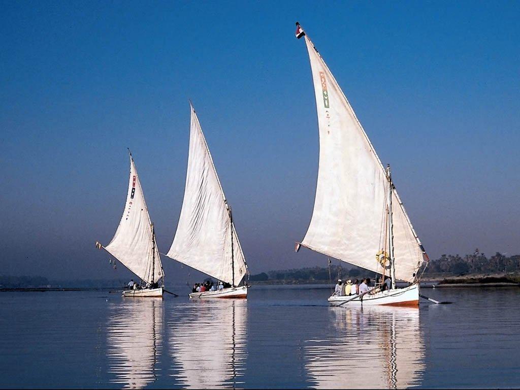 фотообои яхты: