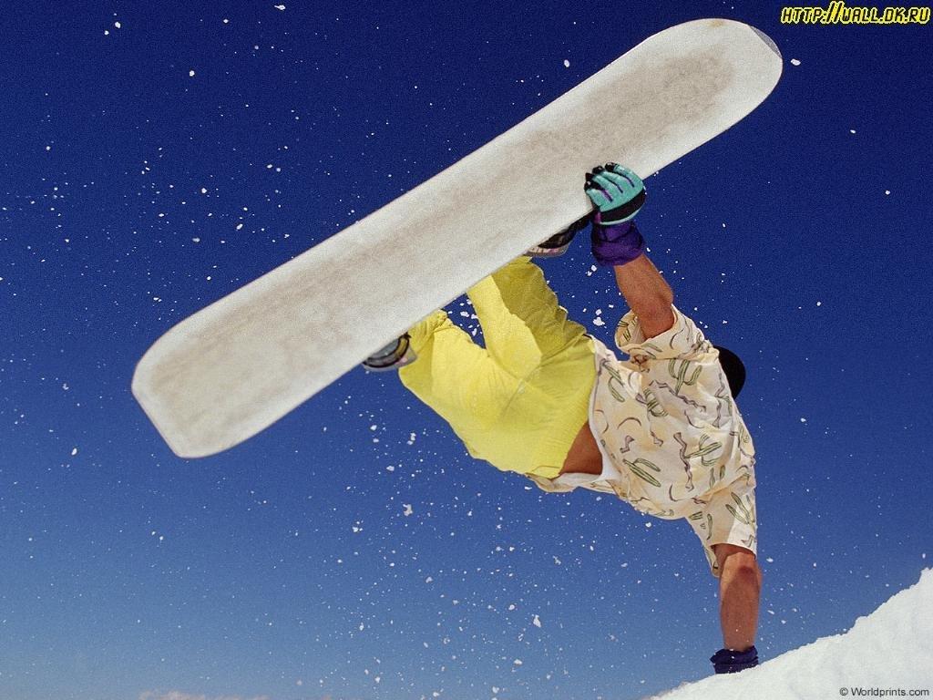Спорт сноуборд спорт